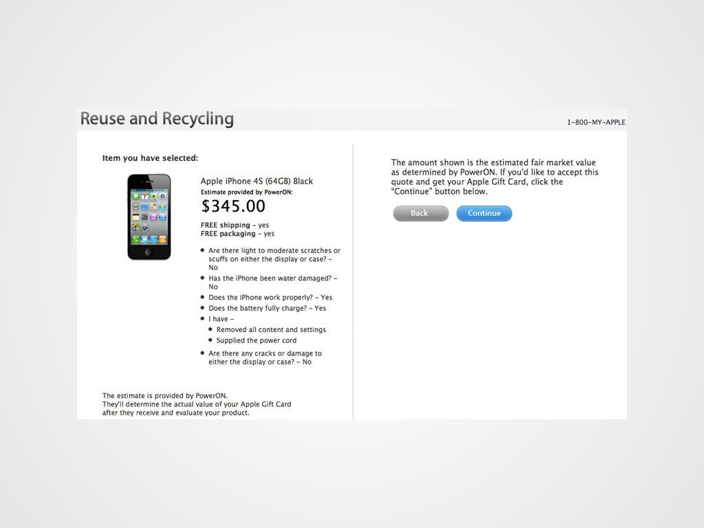 PowerON Offers iPhone Trade-In Program